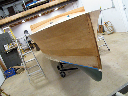 Antique Boat Restoration - 1929 Chris Craft Triple Cockpit