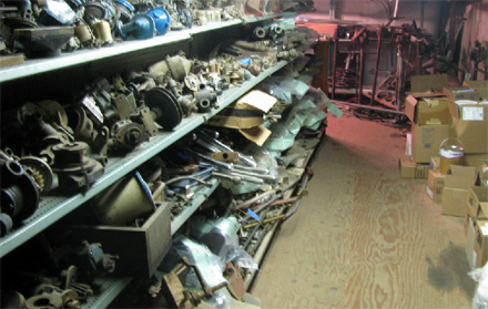 antique boat parts