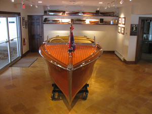 1940 19' Chris Craft Barrelback Runabout