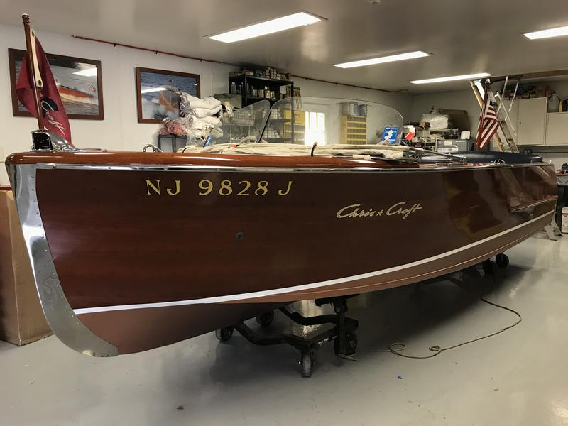 1948 18' Chris Craft Sportsman