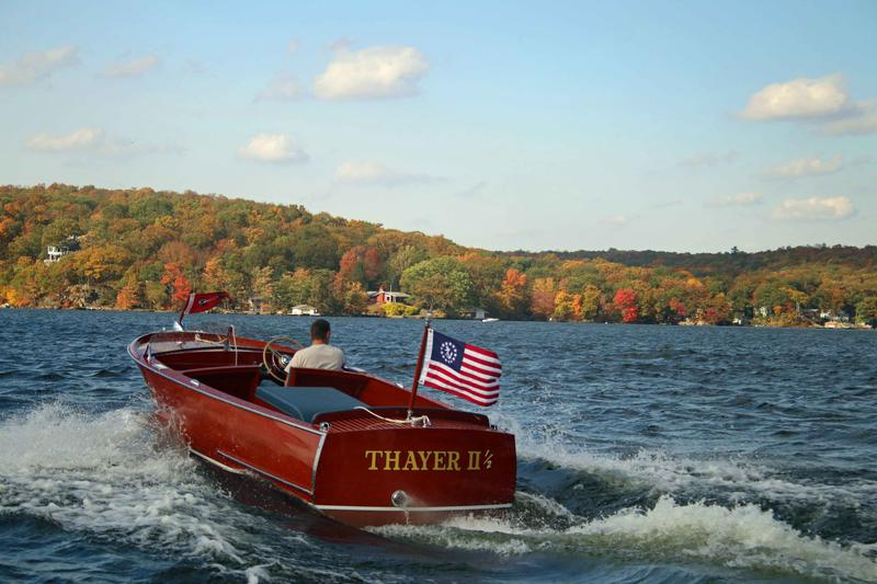 1953 18' Chris Craft Sportsman, 5200 Bottom, KLC 120HP 6 Cylinder Engine