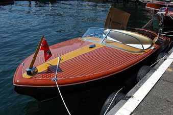 1955 21' Chris Craft Cobra
