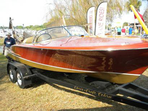 1955 21' Chris Craft Cobra #21