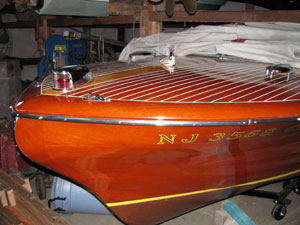 1956 20' Chris Craft Continental