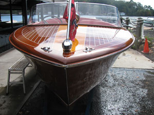 1960 19' Chris Craft Capri