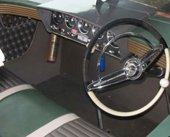 1960 21' Chris Craft Continental