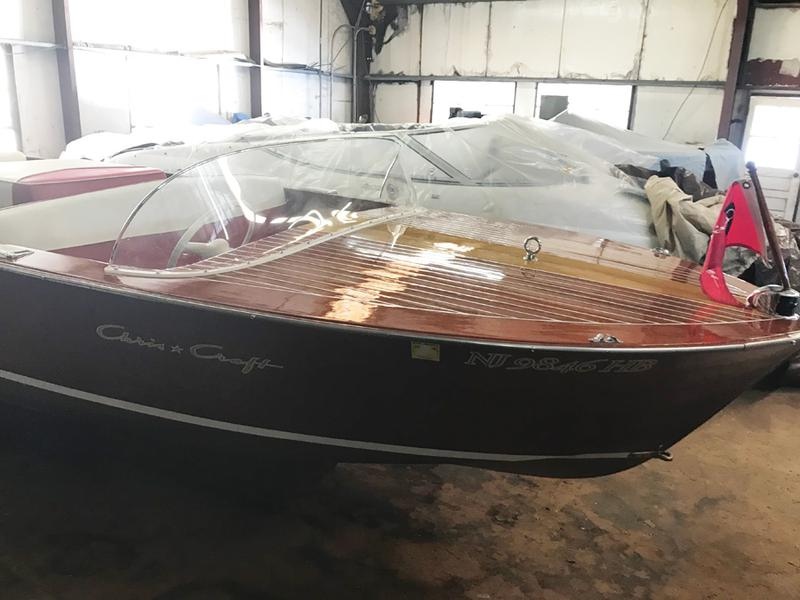 1960 17' Chris Craft Sportsman