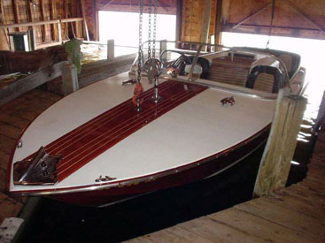 1962 Chris Craft Holiday