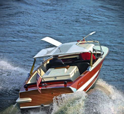 1962 23' Chris Craft Holiday