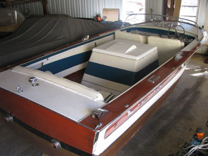 1965 21' Chris Craft Super Sport