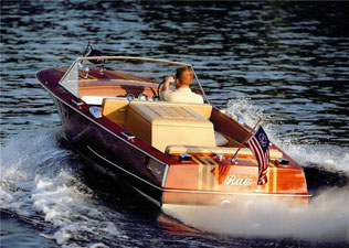 1968 20' Chris Craft Grand Prix